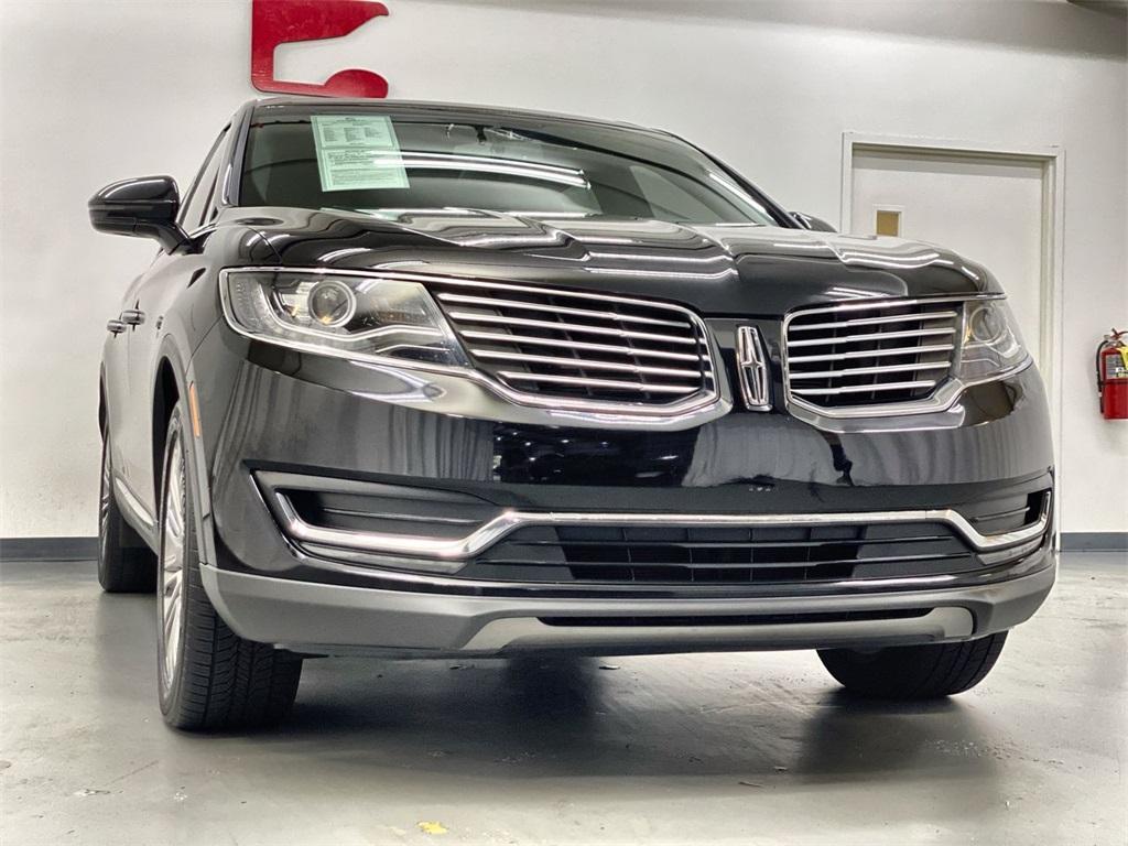Used 2017 Lincoln MKX Reserve for sale $28,998 at Gravity Autos Marietta in Marietta GA 30060 2