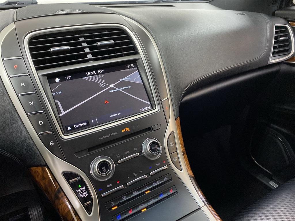 Used 2017 Lincoln MKX Reserve for sale $28,998 at Gravity Autos Marietta in Marietta GA 30060 36