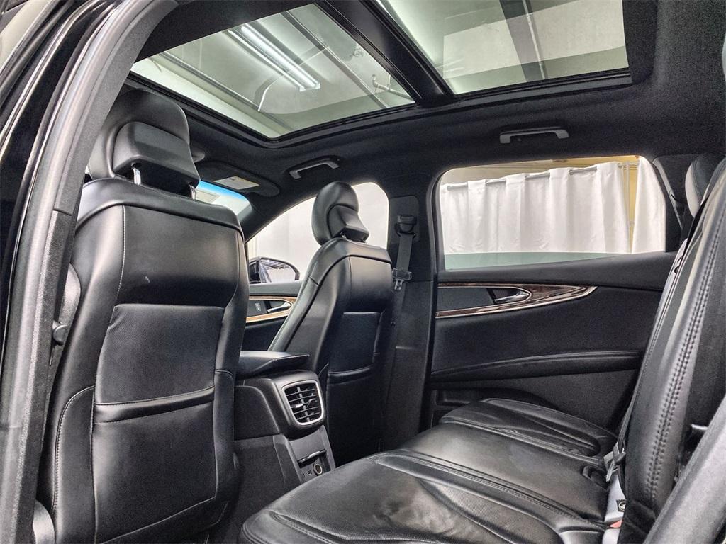Used 2017 Lincoln MKX Reserve for sale $28,998 at Gravity Autos Marietta in Marietta GA 30060 40