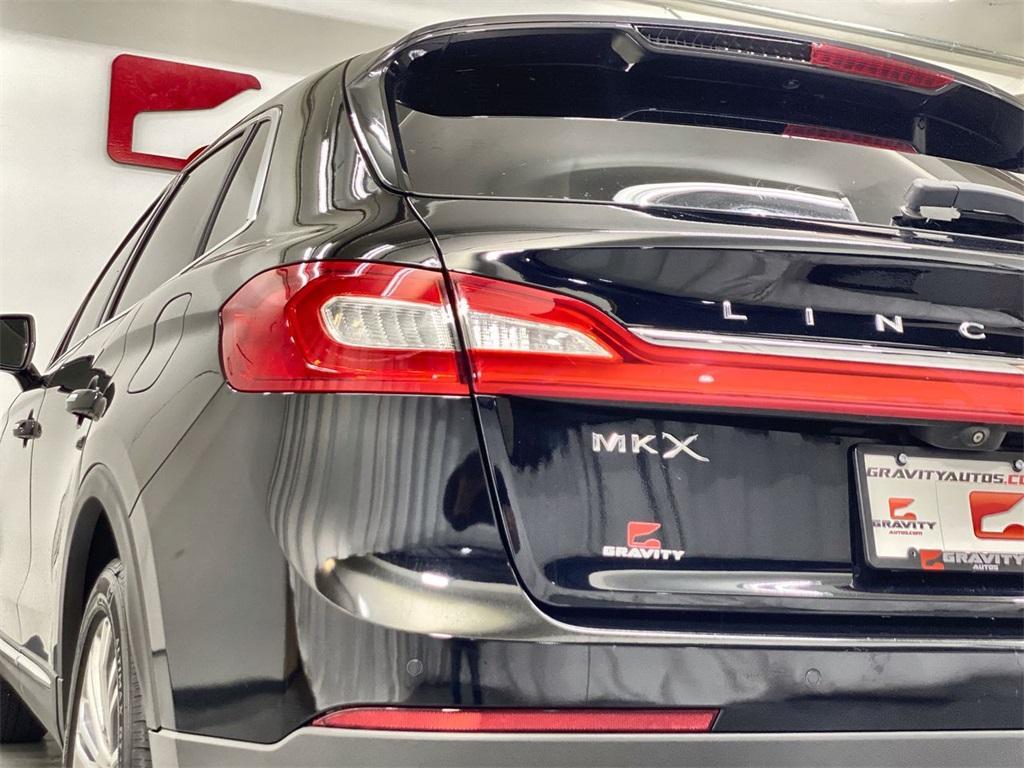 Used 2017 Lincoln MKX Reserve for sale $28,998 at Gravity Autos Marietta in Marietta GA 30060 9