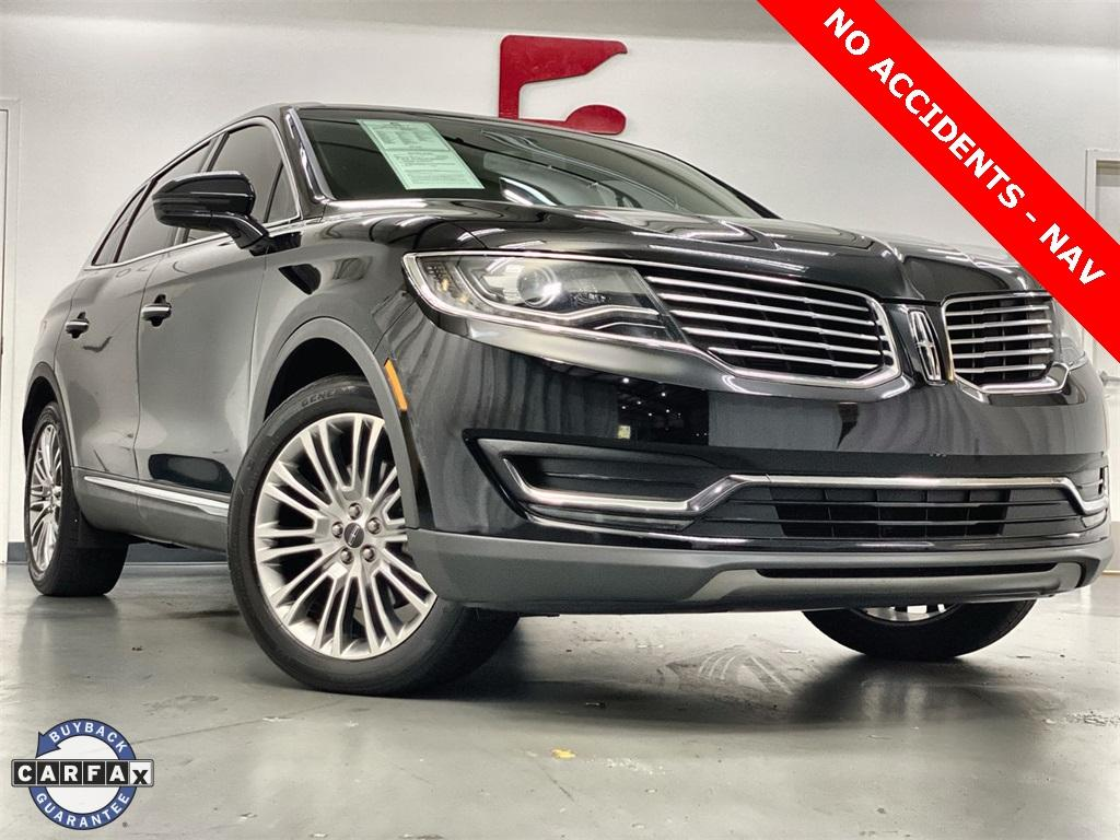 Used 2017 Lincoln MKX Reserve for sale $28,998 at Gravity Autos Marietta in Marietta GA 30060 1