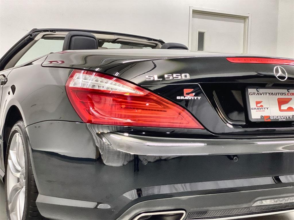 Used 2016 Mercedes-Benz SL-Class SL 550 for sale $55,444 at Gravity Autos Marietta in Marietta GA 30060 13