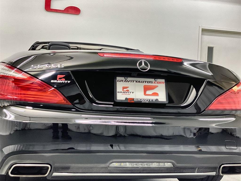 Used 2016 Mercedes-Benz SL-Class SL 550 for sale $55,444 at Gravity Autos Marietta in Marietta GA 30060 14
