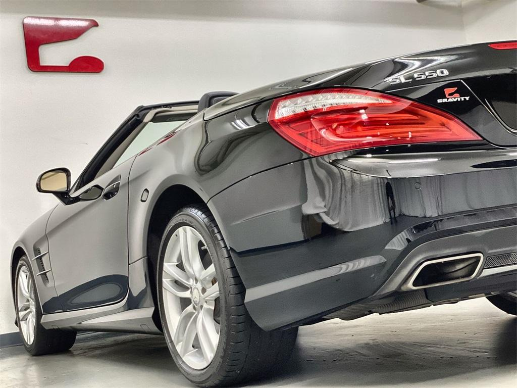 Used 2016 Mercedes-Benz SL-Class SL 550 for sale $55,444 at Gravity Autos Marietta in Marietta GA 30060 15