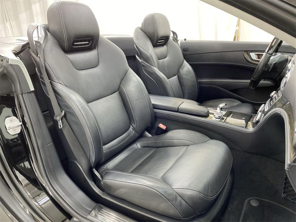Used 2016 Mercedes-Benz SL-Class SL 550 for sale $55,444 at Gravity Autos Marietta in Marietta GA 30060 21
