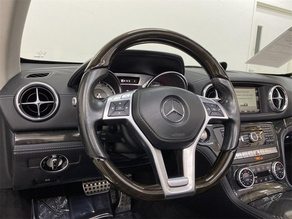 Used 2016 Mercedes-Benz SL-Class SL 550 for sale $55,444 at Gravity Autos Marietta in Marietta GA 30060 26