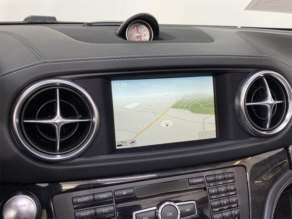 Used 2016 Mercedes-Benz SL-Class SL 550 for sale $55,444 at Gravity Autos Marietta in Marietta GA 30060 34
