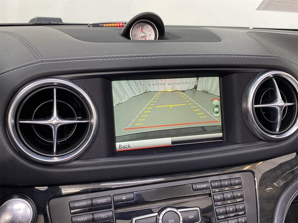 Used 2016 Mercedes-Benz SL-Class SL 550 for sale $55,444 at Gravity Autos Marietta in Marietta GA 30060 35