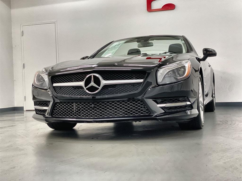 Used 2016 Mercedes-Benz SL-Class SL 550 for sale $55,444 at Gravity Autos Marietta in Marietta GA 30060 4