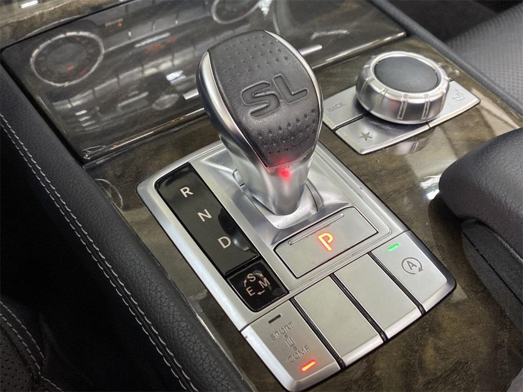 Used 2016 Mercedes-Benz SL-Class SL 550 for sale $55,444 at Gravity Autos Marietta in Marietta GA 30060 40