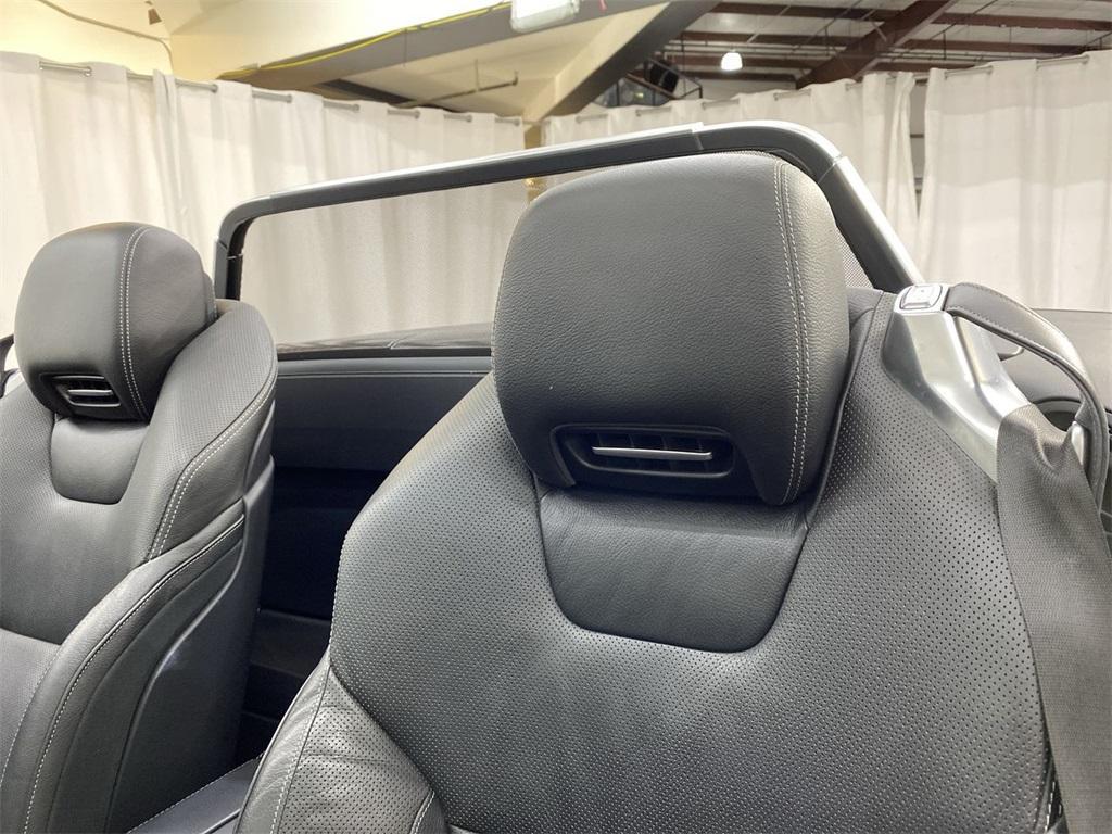 Used 2016 Mercedes-Benz SL-Class SL 550 for sale $55,444 at Gravity Autos Marietta in Marietta GA 30060 43