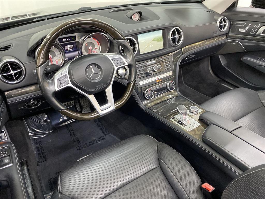Used 2016 Mercedes-Benz SL-Class SL 550 for sale $55,444 at Gravity Autos Marietta in Marietta GA 30060 44