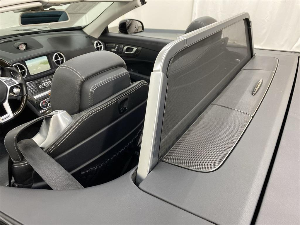 Used 2016 Mercedes-Benz SL-Class SL 550 for sale $55,444 at Gravity Autos Marietta in Marietta GA 30060 45