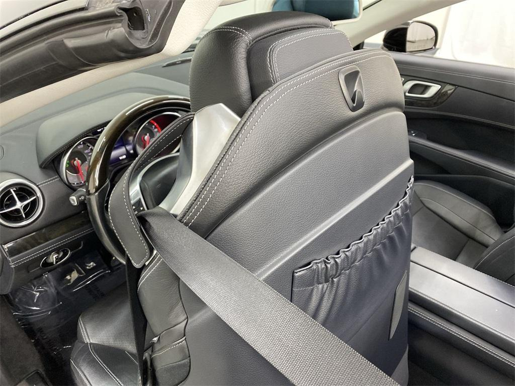 Used 2016 Mercedes-Benz SL-Class SL 550 for sale $55,444 at Gravity Autos Marietta in Marietta GA 30060 46