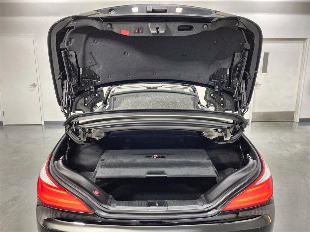 Used 2016 Mercedes-Benz SL-Class SL 550 for sale $55,444 at Gravity Autos Marietta in Marietta GA 30060 50