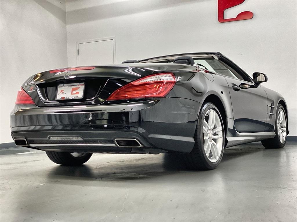 Used 2016 Mercedes-Benz SL-Class SL 550 for sale $55,444 at Gravity Autos Marietta in Marietta GA 30060 7