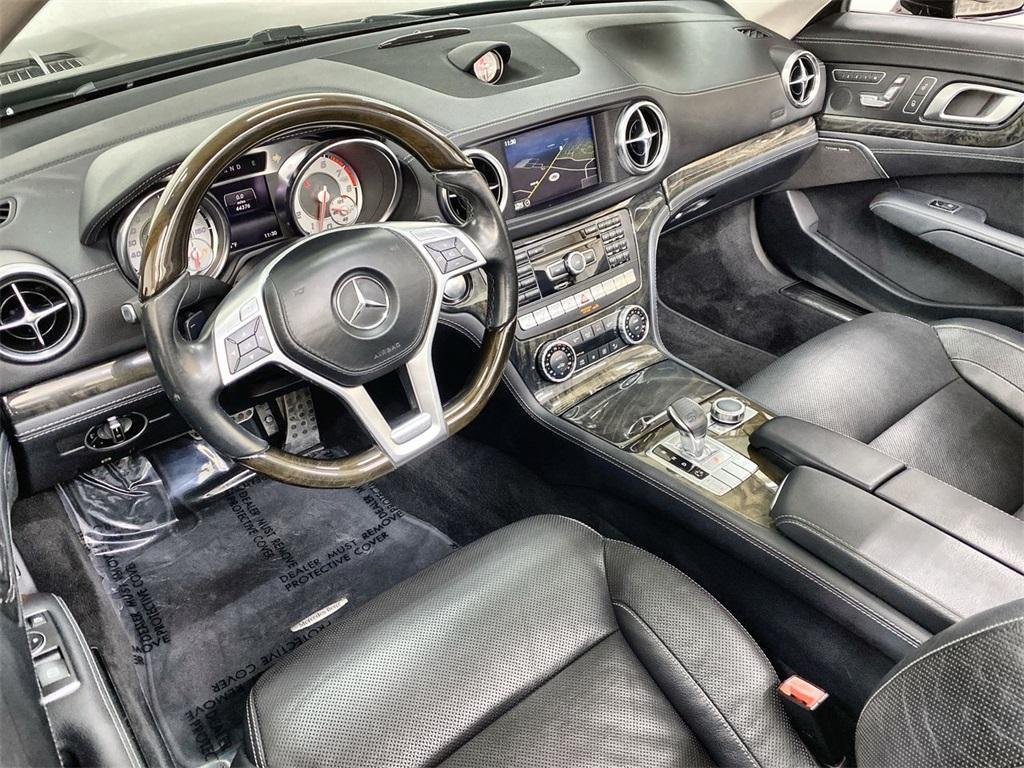 Used 2016 Mercedes-Benz SL-Class SL 550 for sale $55,444 at Gravity Autos Marietta in Marietta GA 30060 8
