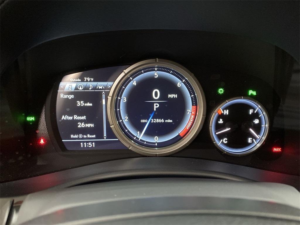 Used 2018 Lexus GS 350 for sale $42,225 at Gravity Autos Marietta in Marietta GA 30060 26