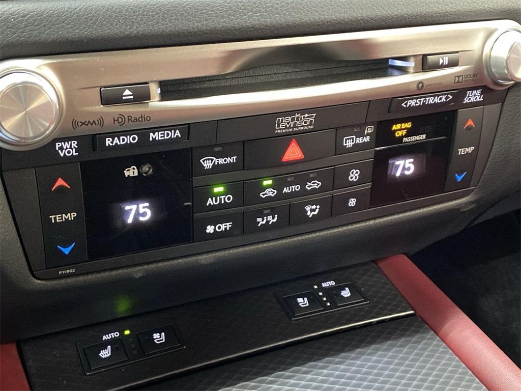 Used 2018 Lexus GS 350 for sale $42,225 at Gravity Autos Marietta in Marietta GA 30060 34