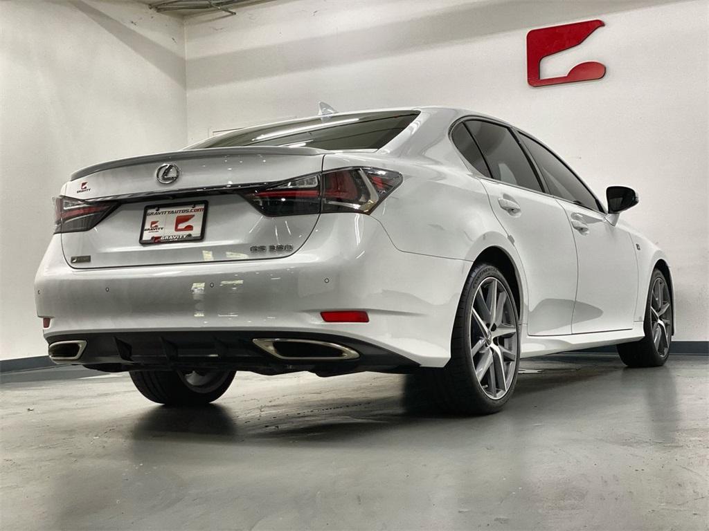 Used 2018 Lexus GS 350 for sale $42,225 at Gravity Autos Marietta in Marietta GA 30060 7
