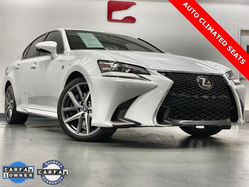 Used 2018 Lexus GS 350 for sale $42,225 at Gravity Autos Marietta in Marietta GA 30060 1