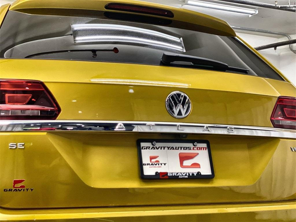 Used 2018 Volkswagen Atlas 3.6L V6 SE w/Technology for sale $31,444 at Gravity Autos Marietta in Marietta GA 30060 10
