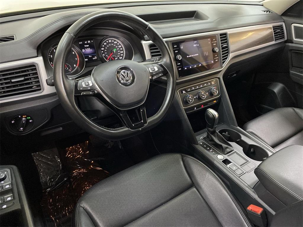 Used 2018 Volkswagen Atlas 3.6L V6 SE w/Technology for sale $31,444 at Gravity Autos Marietta in Marietta GA 30060 35