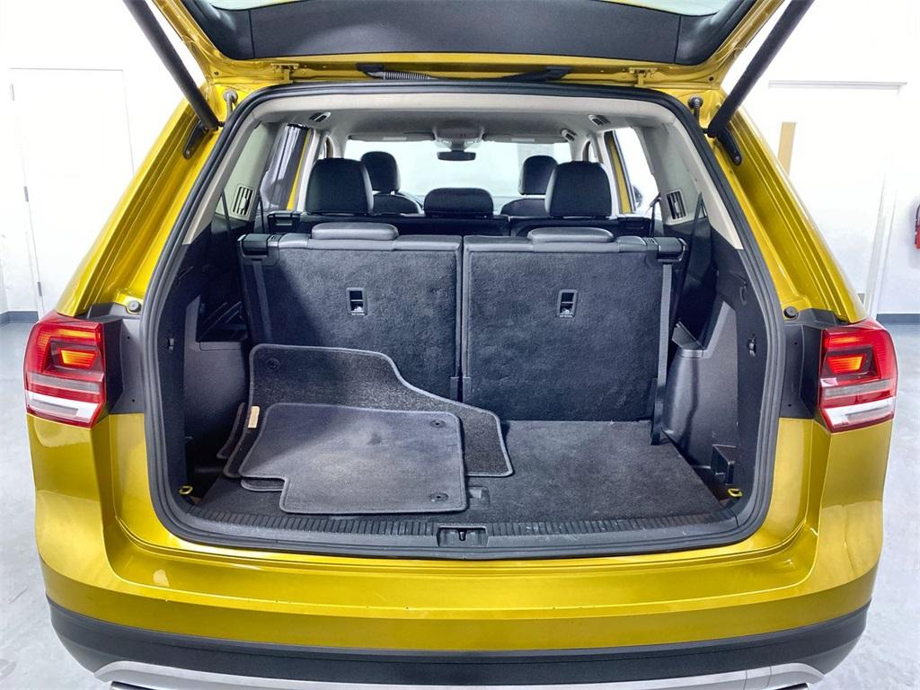 Used 2018 Volkswagen Atlas 3.6L V6 SE w/Technology for sale $31,444 at Gravity Autos Marietta in Marietta GA 30060 43
