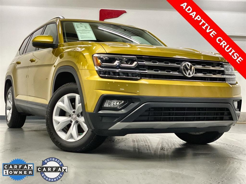 Used 2018 Volkswagen Atlas 3.6L V6 SE w/Technology for sale $31,444 at Gravity Autos Marietta in Marietta GA 30060 1