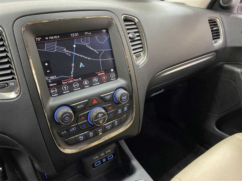 Used 2018 Dodge Durango GT for sale $37,444 at Gravity Autos Marietta in Marietta GA 30060 38