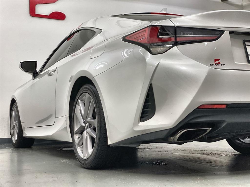Used 2019 Lexus RC 300 for sale $39,841 at Gravity Autos Marietta in Marietta GA 30060 11