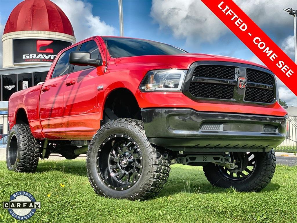 Used 2019 Ram 1500 Classic SLT for sale $39,999 at Gravity Autos Marietta in Marietta GA 30060 1