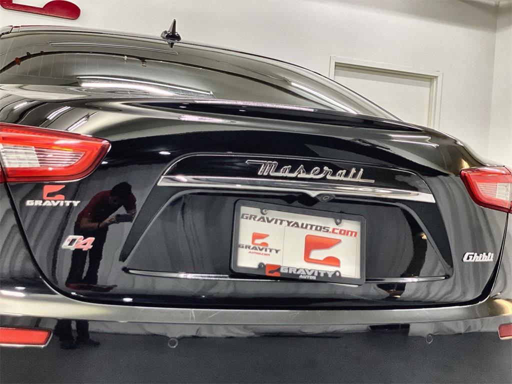 Used 2015 Maserati Ghibli S Q4 for sale $32,985 at Gravity Autos Marietta in Marietta GA 30060 10