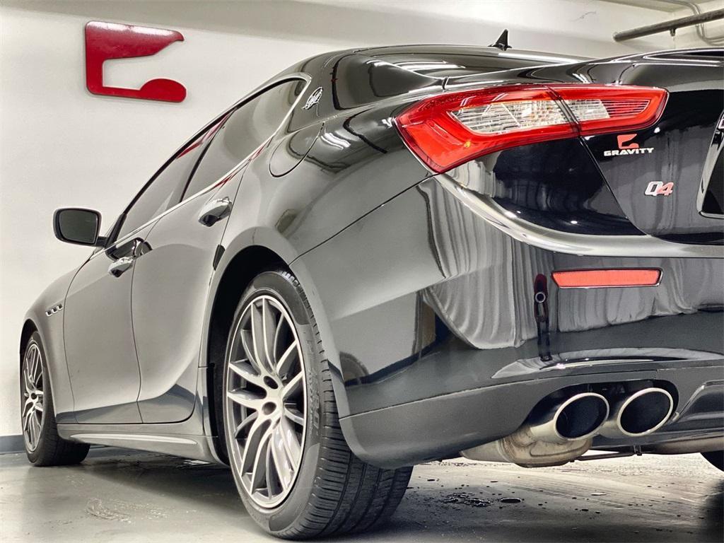 Used 2015 Maserati Ghibli S Q4 for sale $32,985 at Gravity Autos Marietta in Marietta GA 30060 11