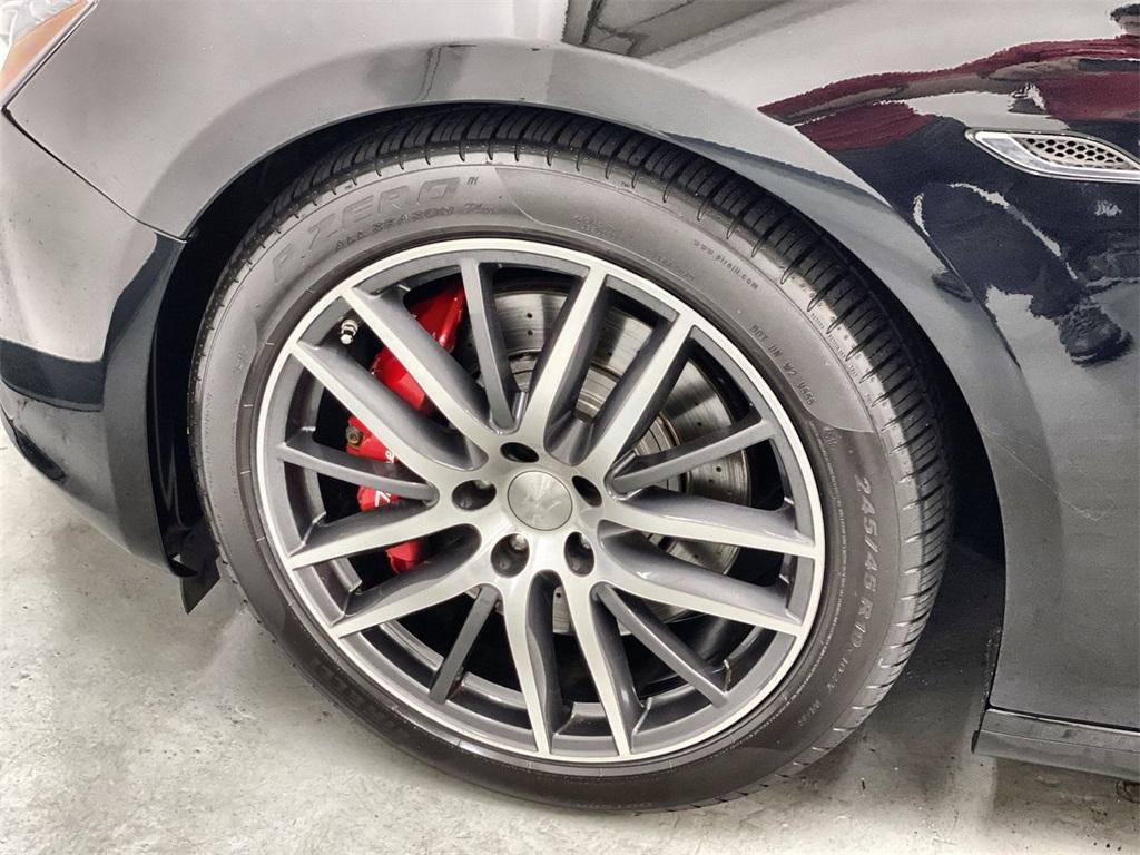 Used 2015 Maserati Ghibli S Q4 for sale $32,985 at Gravity Autos Marietta in Marietta GA 30060 14