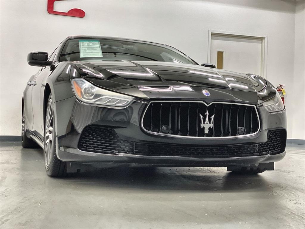 Used 2015 Maserati Ghibli S Q4 for sale $32,985 at Gravity Autos Marietta in Marietta GA 30060 2