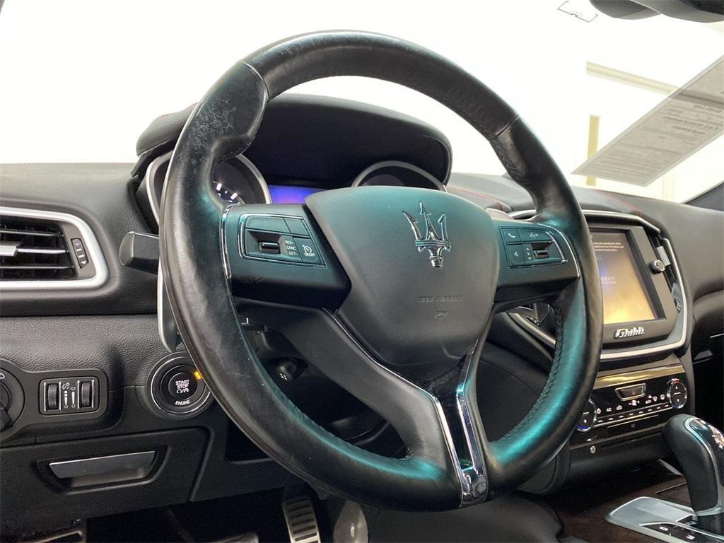 Used 2015 Maserati Ghibli S Q4 for sale $32,985 at Gravity Autos Marietta in Marietta GA 30060 21