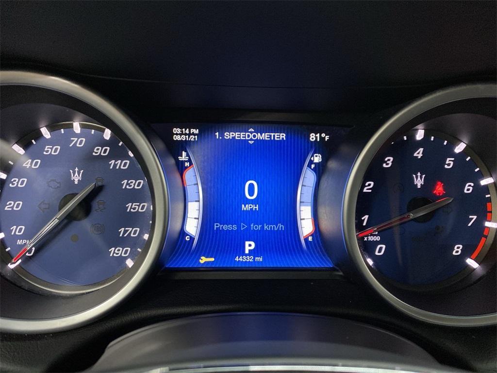 Used 2015 Maserati Ghibli S Q4 for sale $32,985 at Gravity Autos Marietta in Marietta GA 30060 25
