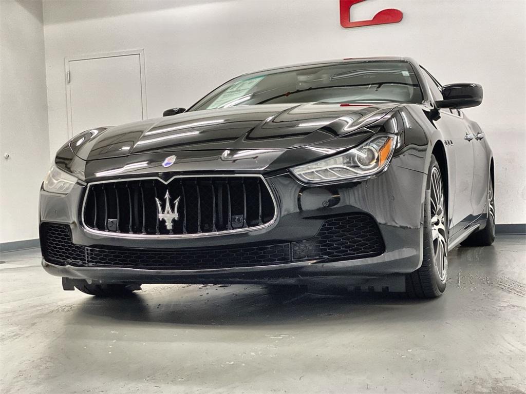 Used 2015 Maserati Ghibli S Q4 for sale $32,985 at Gravity Autos Marietta in Marietta GA 30060 3