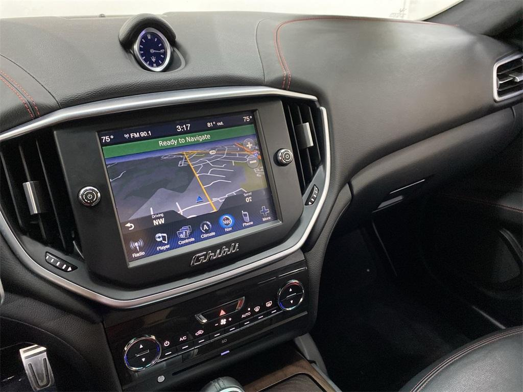 Used 2015 Maserati Ghibli S Q4 for sale $32,985 at Gravity Autos Marietta in Marietta GA 30060 37