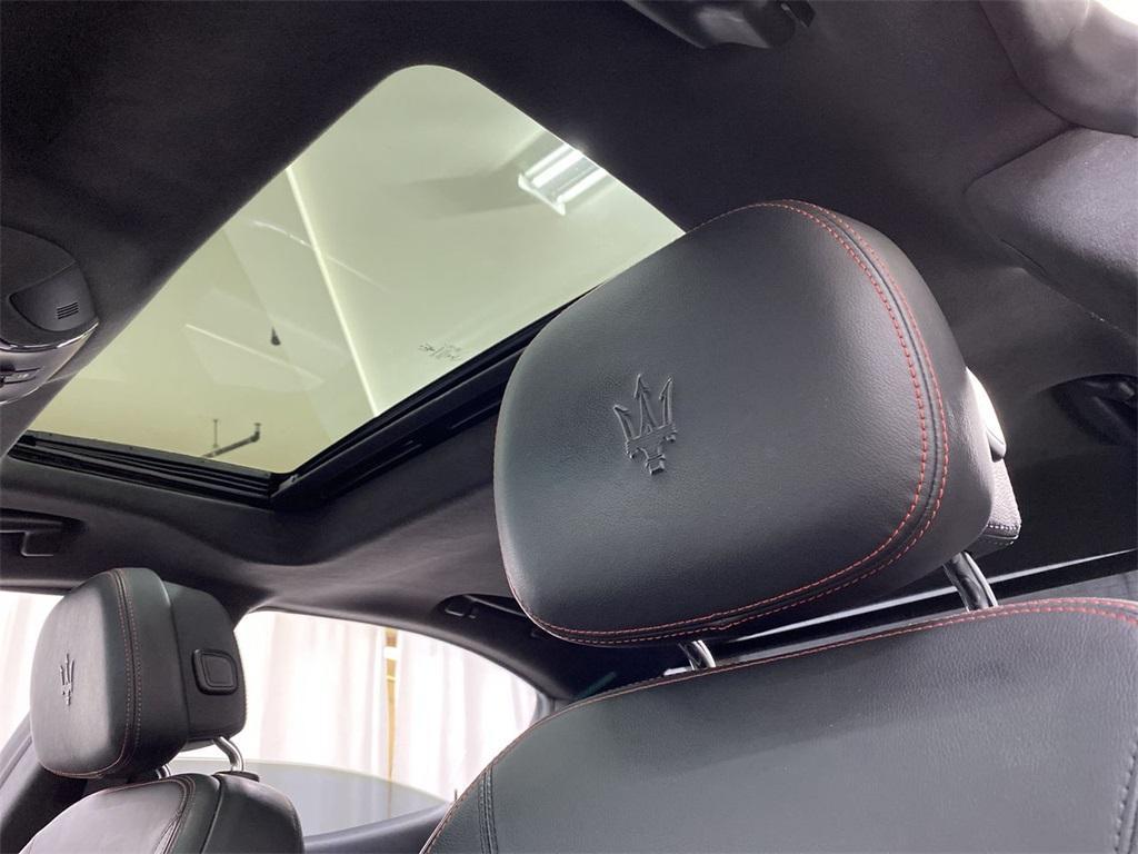 Used 2015 Maserati Ghibli S Q4 for sale $32,985 at Gravity Autos Marietta in Marietta GA 30060 38