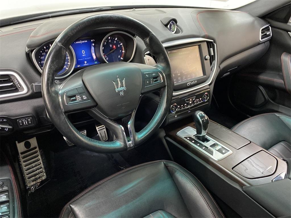 Used 2015 Maserati Ghibli S Q4 for sale $32,985 at Gravity Autos Marietta in Marietta GA 30060 39