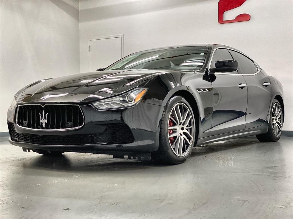 Used 2015 Maserati Ghibli S Q4 for sale $32,985 at Gravity Autos Marietta in Marietta GA 30060 4