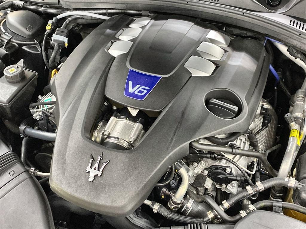 Used 2015 Maserati Ghibli S Q4 for sale $32,985 at Gravity Autos Marietta in Marietta GA 30060 47