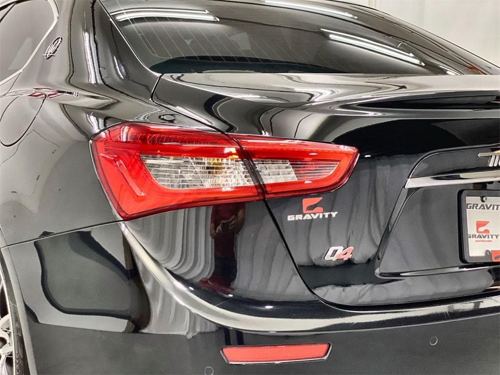 Used 2015 Maserati Ghibli S Q4 for sale $32,985 at Gravity Autos Marietta in Marietta GA 30060 9