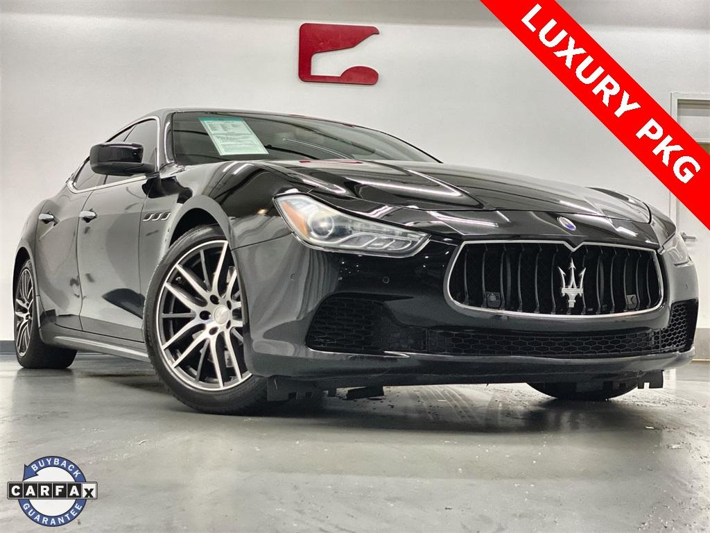 Used 2015 Maserati Ghibli S Q4 for sale $32,985 at Gravity Autos Marietta in Marietta GA 30060 1