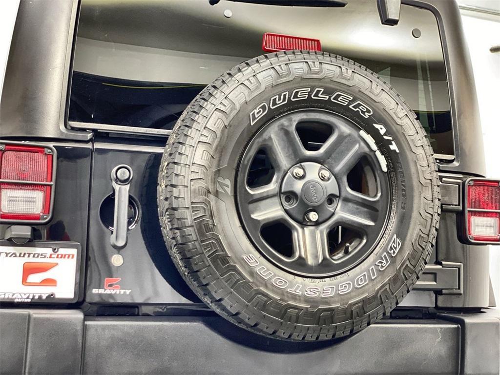 Used 2017 Jeep Wrangler Sport for sale $31,444 at Gravity Autos Marietta in Marietta GA 30060 10
