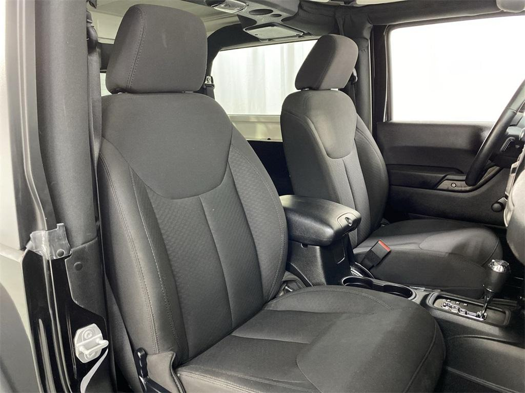 Used 2017 Jeep Wrangler Sport for sale $31,444 at Gravity Autos Marietta in Marietta GA 30060 16