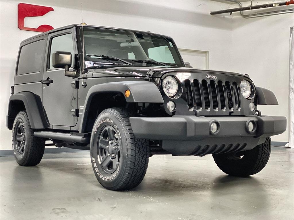Used 2017 Jeep Wrangler Sport for sale $31,444 at Gravity Autos Marietta in Marietta GA 30060 2