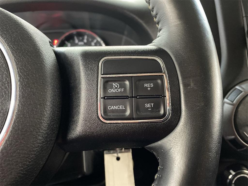 Used 2017 Jeep Wrangler Sport for sale $31,444 at Gravity Autos Marietta in Marietta GA 30060 20